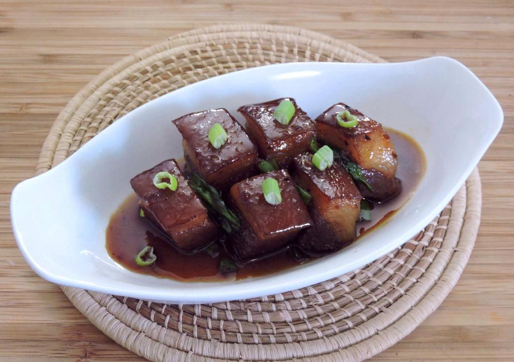 Spicy Red-braised Pork Belly