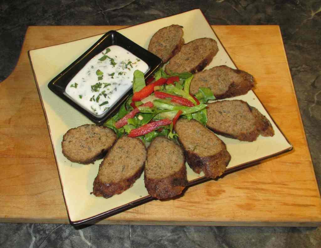 Shahi Kebab Appetizer