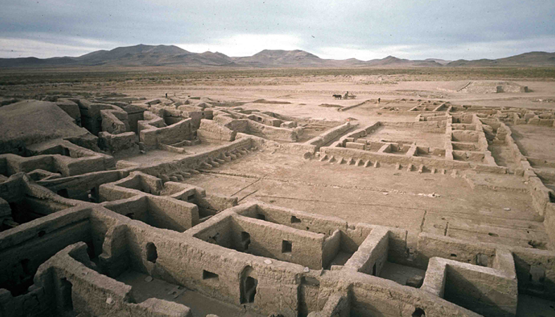 Paquime archeological Zone Chihuahua