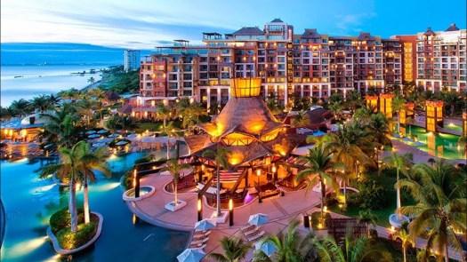 Vista de dron de Villa de Arco Resort