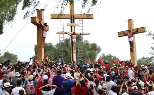 Pasión Cristo Iztapalapa