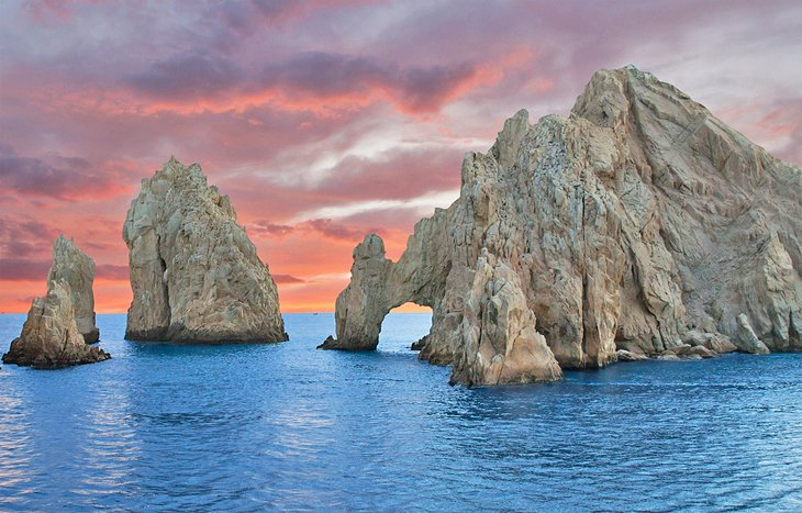 Los cabos Mexico in family trip