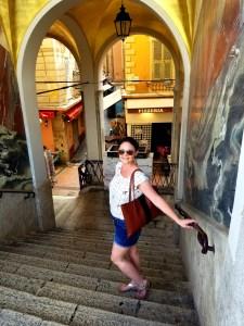 Sybil in Nice