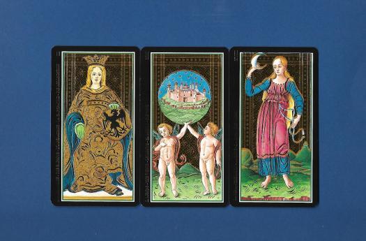 le tarot des Visconti-Sforza