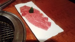 Marbled meat