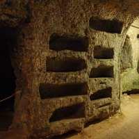 Katakumby św. Jana: targowisko próżności pod Syrakuzami