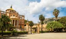 Domek Chiński w Palermo
