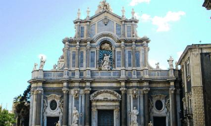 Katedra w Katanii