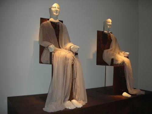 Greckie boginie ubrane przez Marellę.