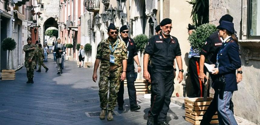 Szczyt G7 w Taorminie