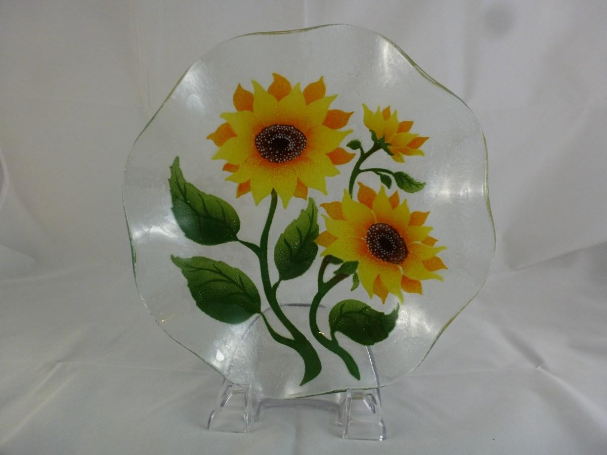 Sunflower Wavy Salad