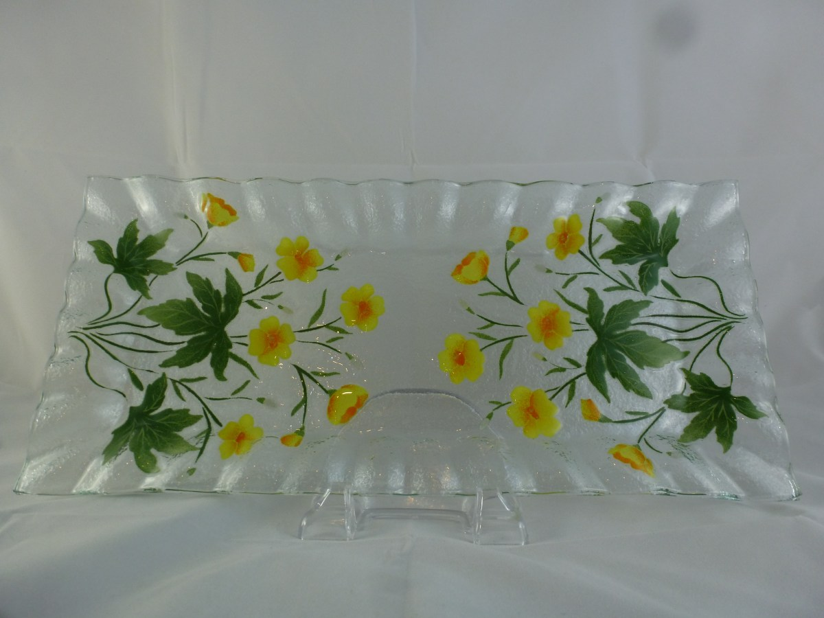 Buttercup Large Cheese Tray