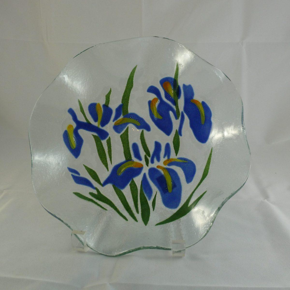 Water Iris Wavy Salad