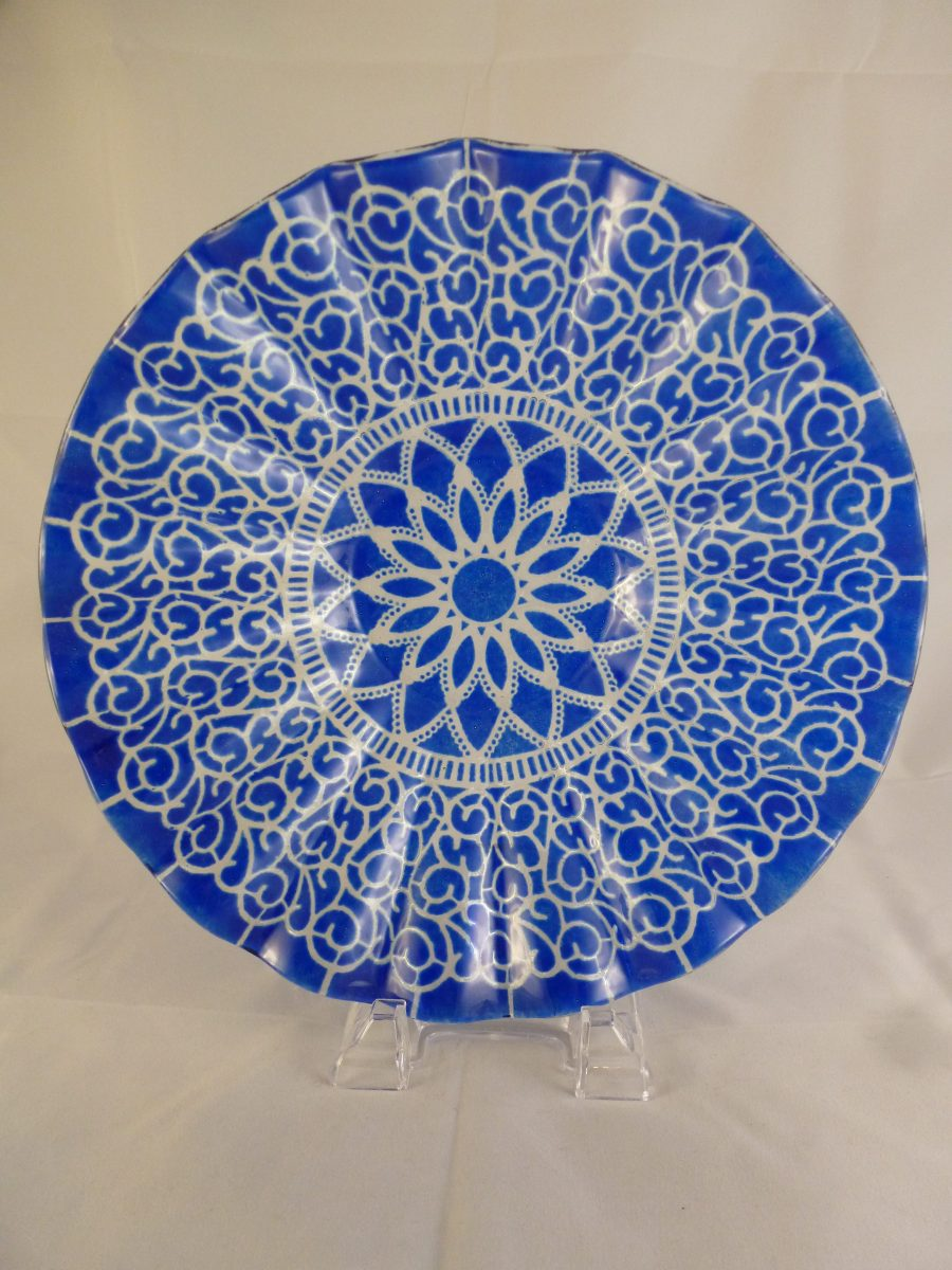 Cobalt Embassy Deep V Bowl