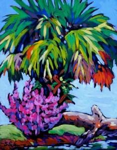 SALLY EVANS ART
