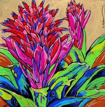 ART BY SALLY C EVANS