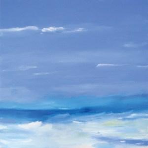 kneapler blue beach