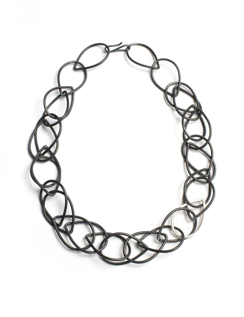 Isabella Steel & Silver