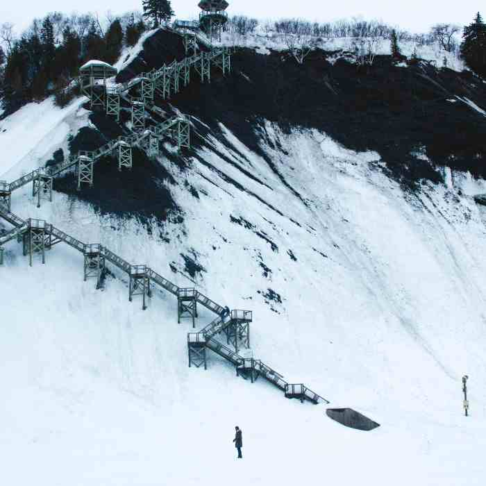 Quebec city and Montmorency Falls – Unplanned Road Trip