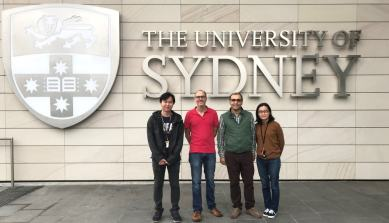 Mr Nhan Duy Truong, Professor Alistair McEwan, Dr Omid Kavehei and Dr Luping Zhou have contributed to the device's development.