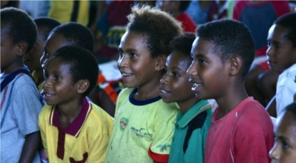 Read On mission - Easter in Papua New Guinea