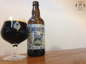 4 Pines Oaked Baltic Porter - Craftd glass