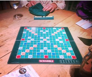 The Duck Inn Scrabble