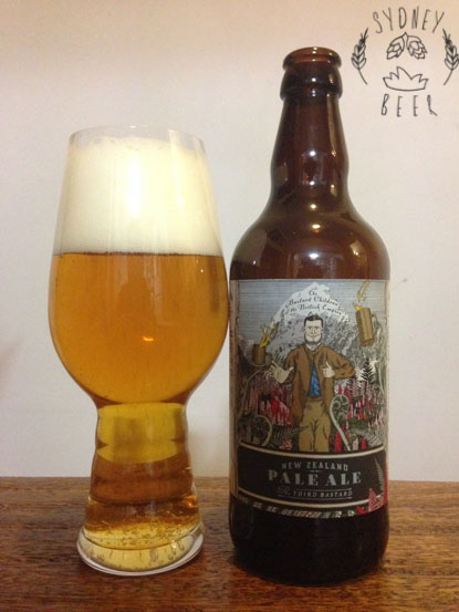 4 Pines Story of Pale Ale New Zealand Pale Ale