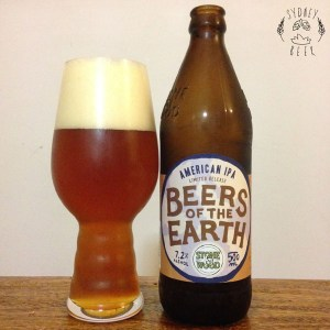 Stone & Wood Beers of the Earth American IPA