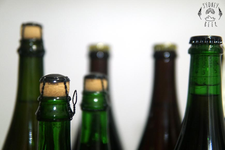 The Secondary Beer Market