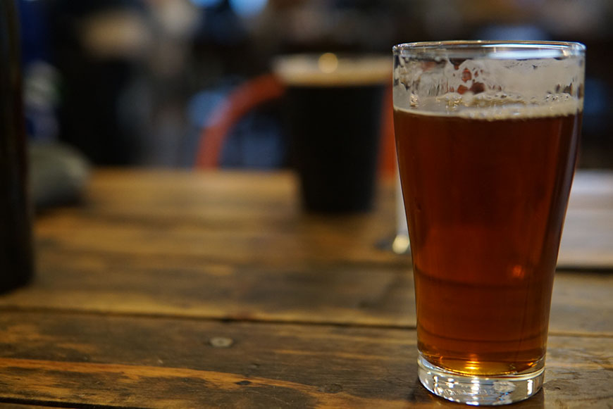 Growth of Beer in Sydney's Western Suburbs
