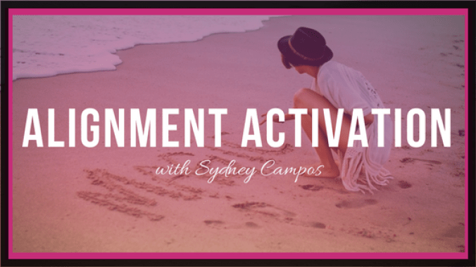 Alignment Activation (1)