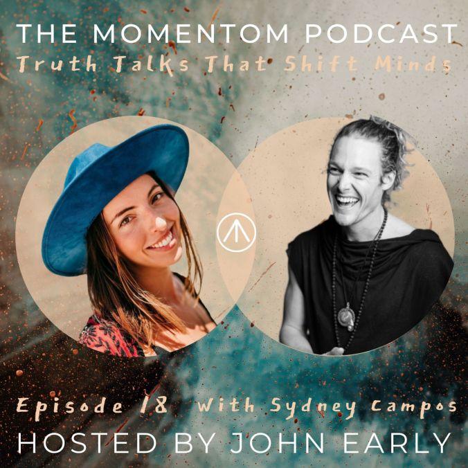 Sydney Campos - Momentom Podcast Promo