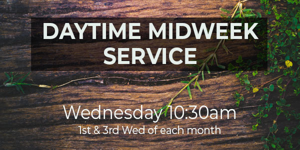 Daytime midweek at Lindfield Seniors Centre