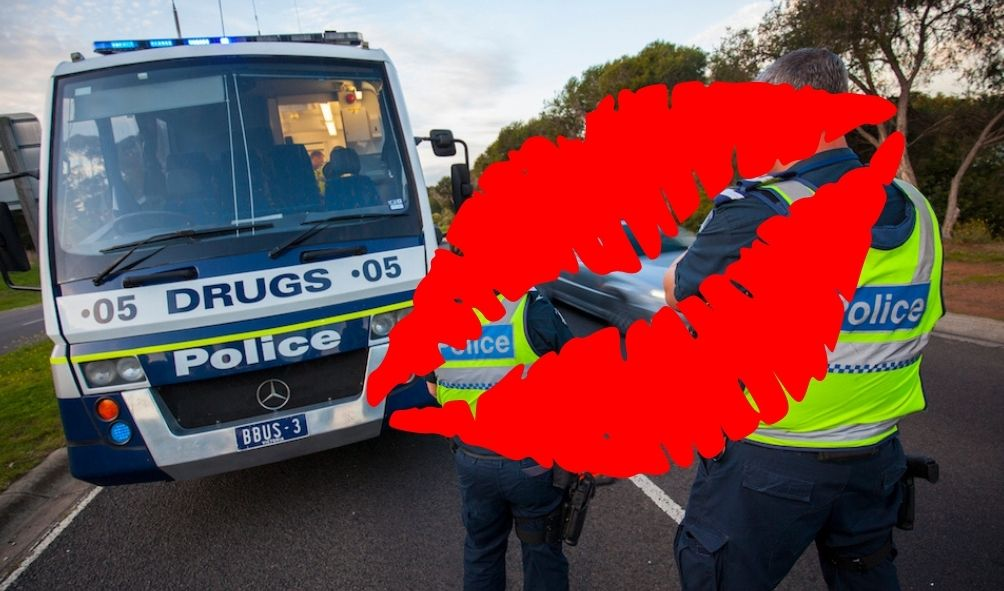 How A Kiss Can Get You Prosecuted Under NSW Broken Drug Driving Laws