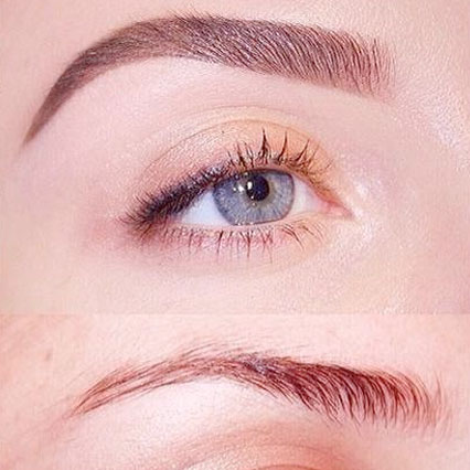 top tattoo natural looking brows images for pinterest tattoos