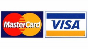maastercard and visa