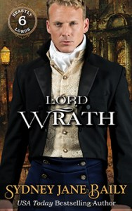 Lord Wrath Beastly Lords Book Six cover