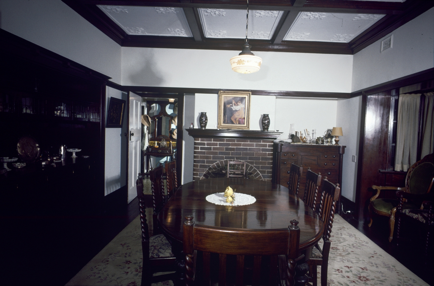 Tulkiyan Dining Room | Sydney Living Museums