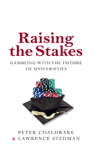 Raising the stakes cover