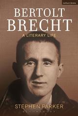 Bertold Brecht A Literary Life cover