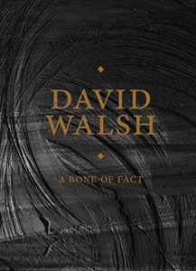 A bone of fact cover by David Walsh cover