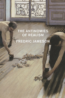 Antinomies of Realism by Fredric Jameson cover