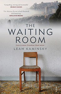 The Waiting Room by Leah Kaminsky cover