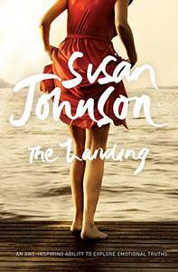 Susan Johnson The Landing cover