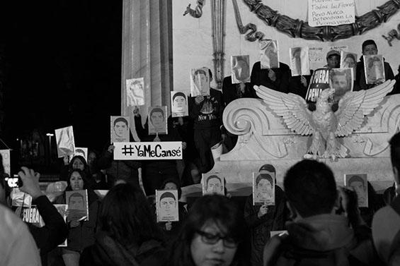 43 Reflections for Ayotzinapa