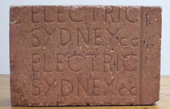 Peter Blamey brick