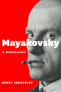 Mayakovsky a biography cover
