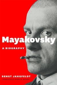 Mayakovsky a biography cover