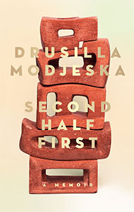 Second half first cover